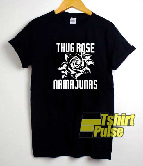 Thug Rose Namajunas Art shirt