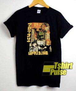 Uprising Japanese Anime shirt