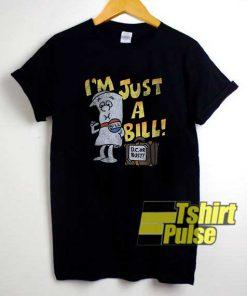 Vtg Im Just A Bill shirt