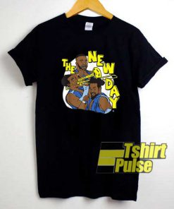 WWE The New Day Graphic shirt