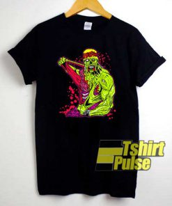 Zombie Hulk Hogan Parody shirt