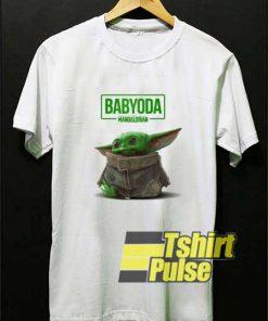 Baby Yoda Mandalorian Meme shirt