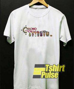 DoubleChin Chrono Trigger shirt