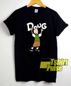 Doug Fiction Movie Cartoon shirt
