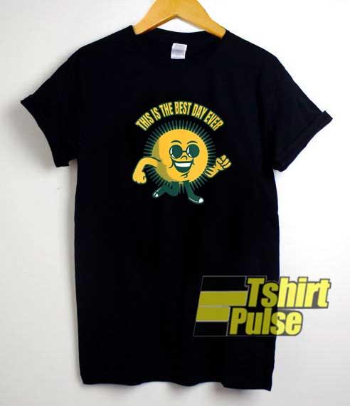 Funny Sunshine Cartoon shirt