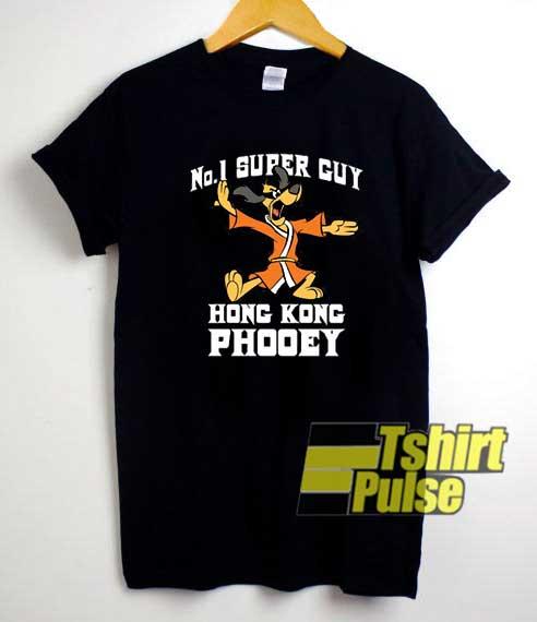 Hong Kong Phooey shirt