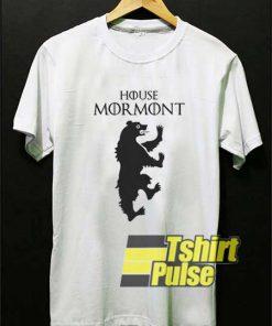 House Mormont Parody shirt