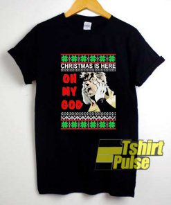 Joseph Joestar Oh My God shirt