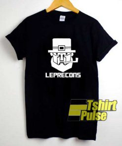Leprecons Irish Meme shirt