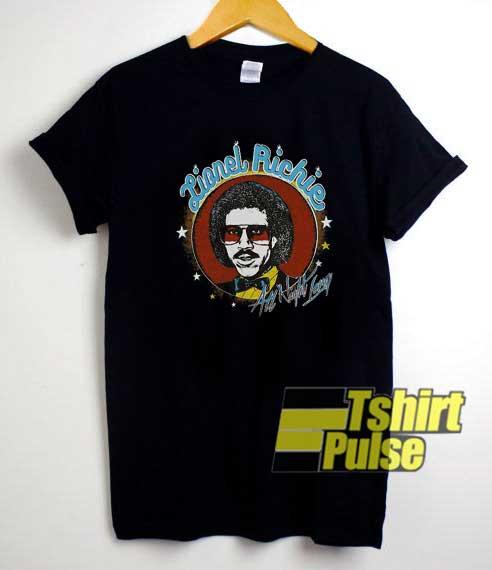 Lionel Richie Vintage Portrait shirt
