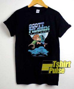 Lovers Scott Pilgrim Graphic shirt
