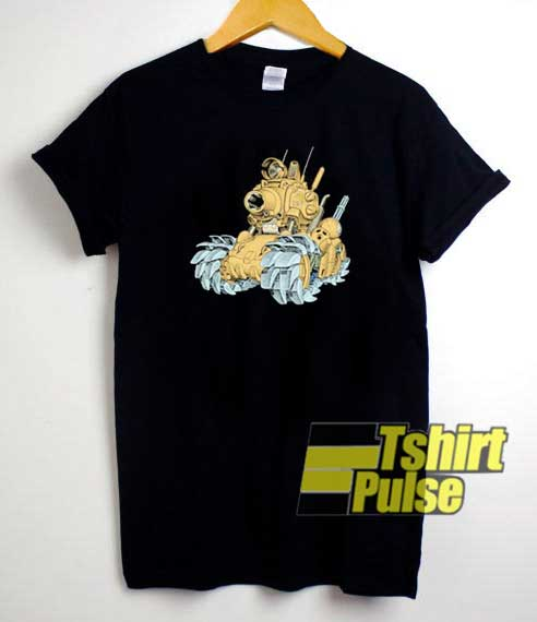 Metal Slug Super Vehicle-001 Art shirt