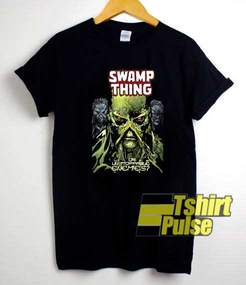 Swamp Thing V2 Vintage shirt