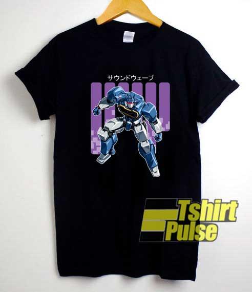 Thundercracker F 15 Soundwave shirt