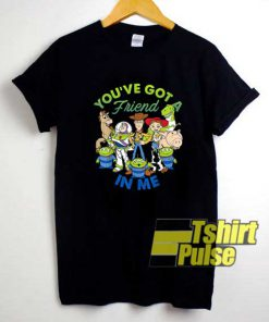 Toy Story Got Friends Graphic shirt