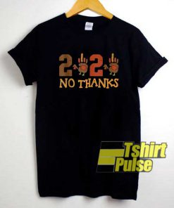 Turkey Middle Finger 2020 shirt