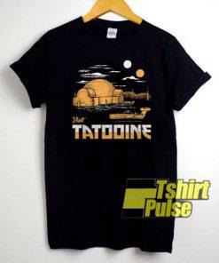 Visit Tatooine Vintage shirt