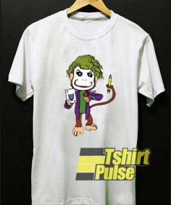 Why So Curious Joker Meme shirt