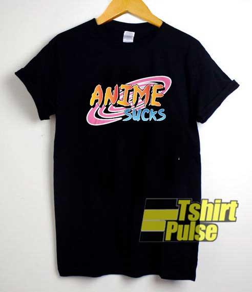 Anime Sucks shirt