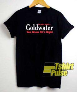 Barry Goldwater 1964 Retro shirt