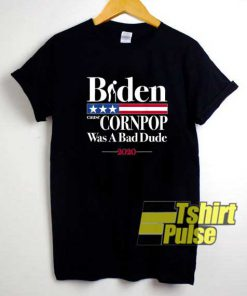 Biden Corn Pop 2020 shirt