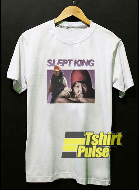Bobby Lee The Slept King shirt
