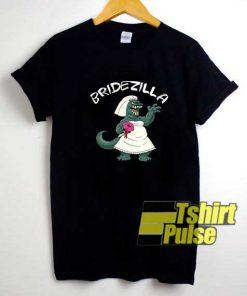 Bridezilla Graphic shirt