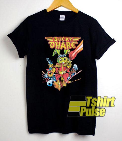 Bucky OHare Cartoon shirt