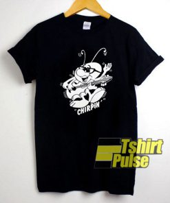 Buddy Holly Chirpin shirt