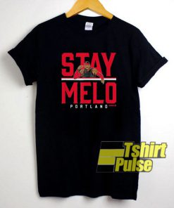 Carmelo Anthony Stay Melo shirt