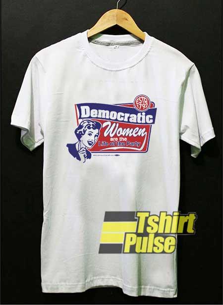 Democratic Party Women shirt