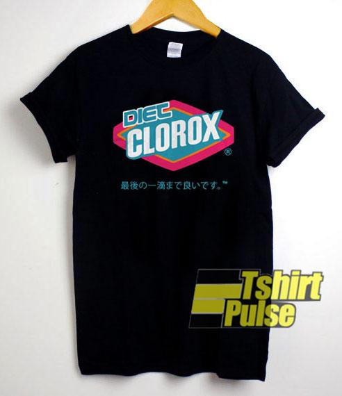 Diet Clorox shirt