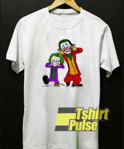 Double Joker Graphic shirt