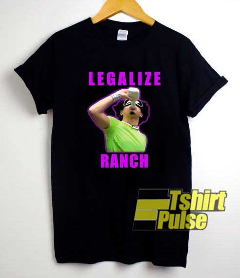 Eric Andre Legalize Ranch shirt