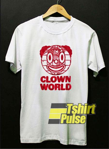 Gavin McInnes Clown World shirt