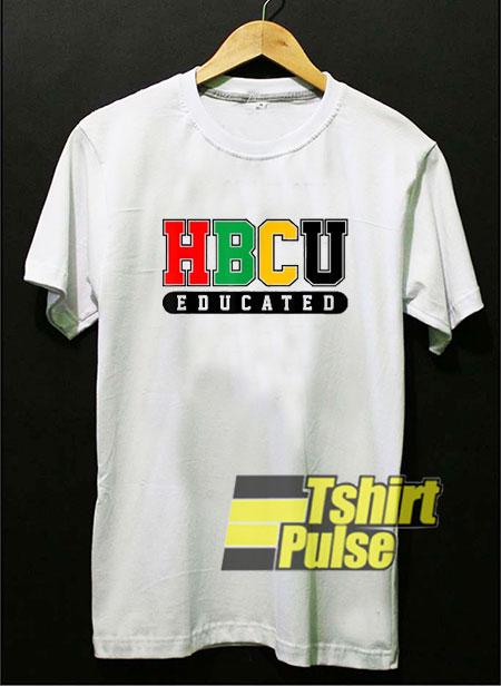 HBCU Educated shirt