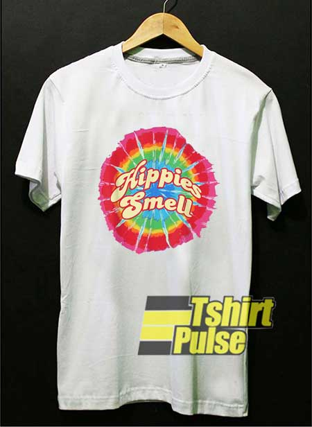 Hippies Smell shirt
