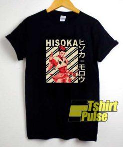Hisoka Morow Anime Japanese shirt