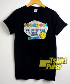 Hollywood Stars And Celebrities shirt