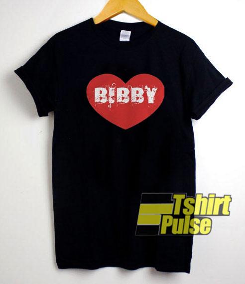 I Love Lean Lil Bibby shirt