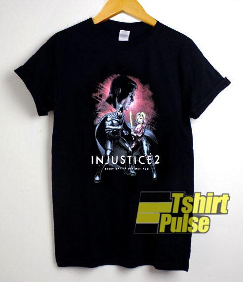 Injustice 2 shirt