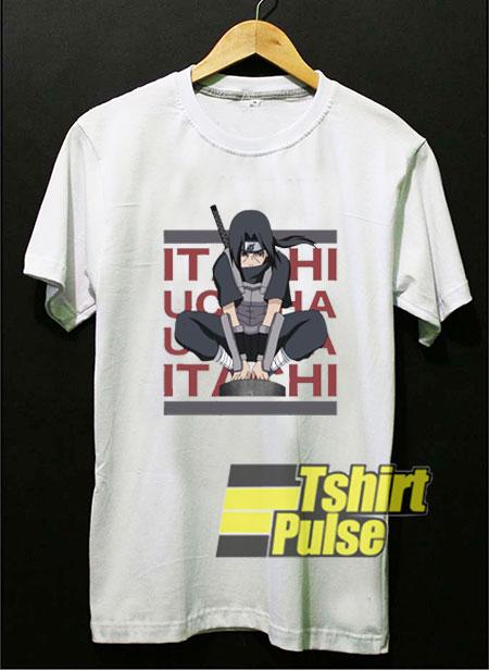 Itachi Uchiha Anime shirt