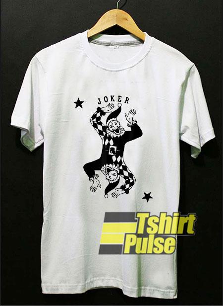 Joker Jester Clown shirt