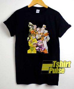 Josuke Higashikata And Team shirt
