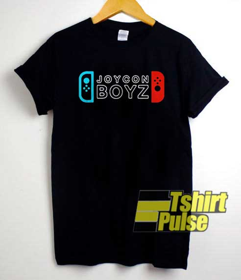 Joycon Boys Graphic shirt