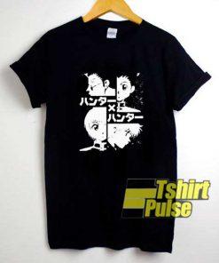Killua Hisoka Anime Manga shirt