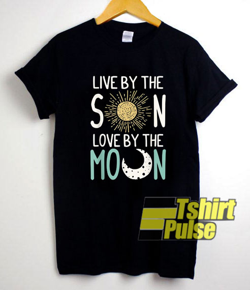 Love By The Moon shirt