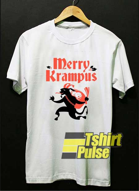Merry Krampus shirt
