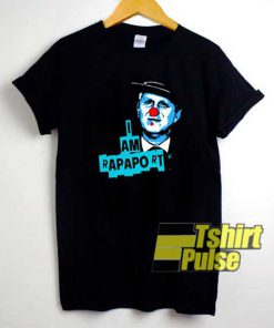 Michael Rapaport Clown shirt