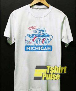 Michigan Sonic Drive shirt